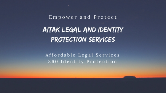 AitaK Legal and Identity Theft Protection Services