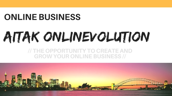 AitaK OnlinEvolution… Strategy to a Successful Online Business
